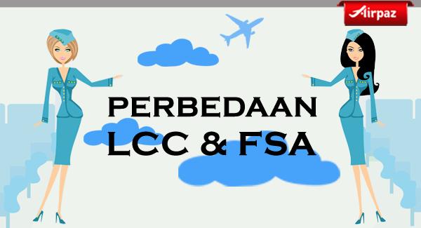 perbedaan lcc & fsa