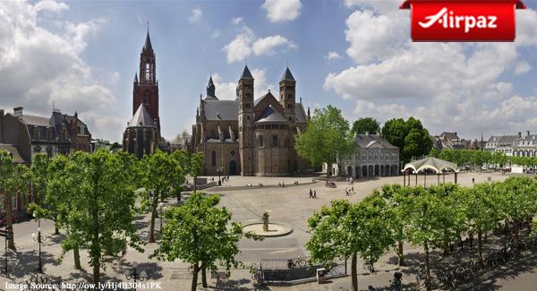 Maastricht Vrijthof