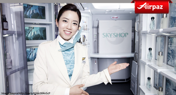 korean airlines stewardess uniform
