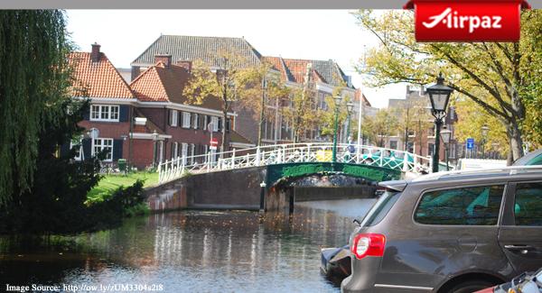 Kanal Leiden
