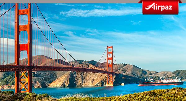 Golden Gate, San Francisco, California, USA