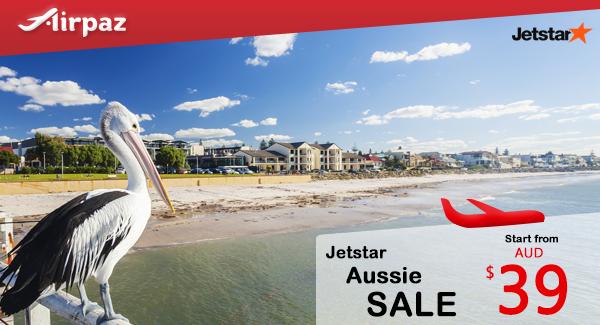 Jetstar Australia Aussie Sale Airpaz Promo