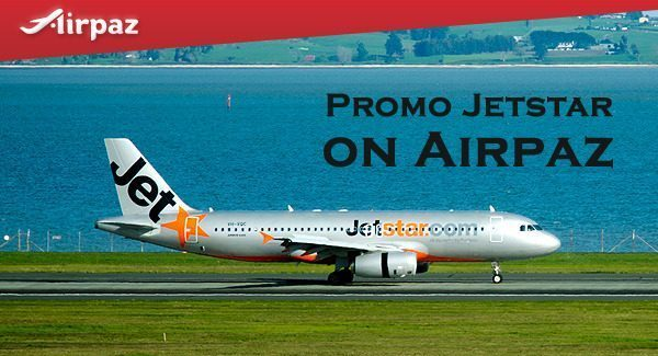 Jetstar Friday FREE Fare Frenzy on Airpaz 7 Oct 2016