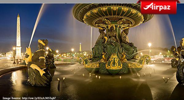 協和廣場(Place De La Concorde)