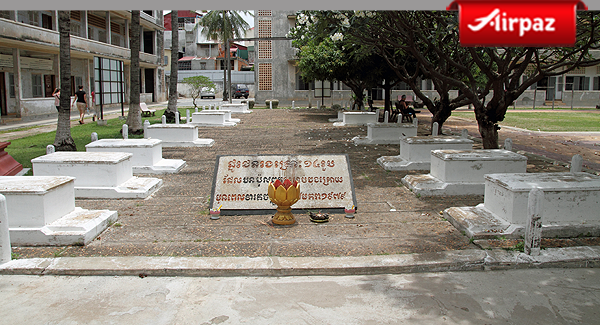 Tuol Sleng Genocide Museum and Killing Field