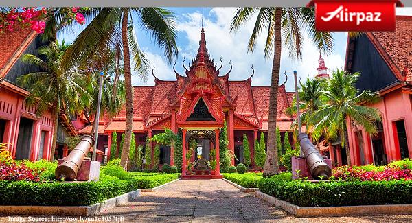 National Museum of Kamboja
