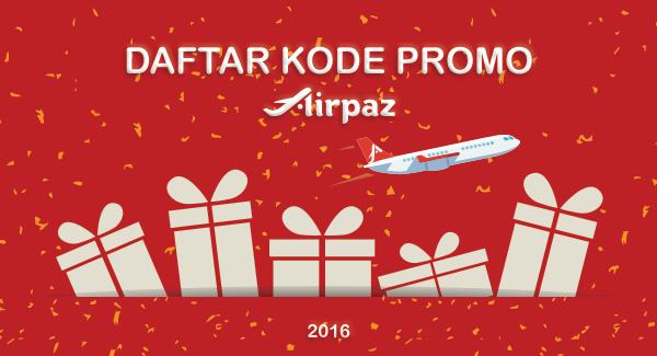 daftar promo airpaz 2016