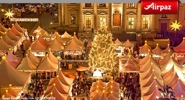 Pasar di Berlin, Jerman
