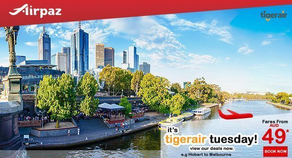 tiger-air-australia-tuesday-deals-on-airpaz