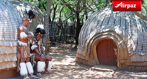 desa budaya afrika-lasedi