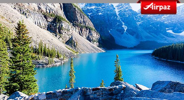 pegunungan rocky, canada