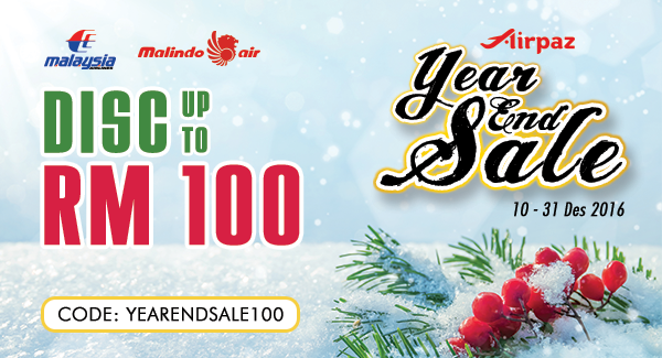 year end sale logo
