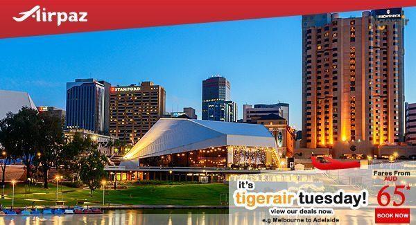 tigerair australia images