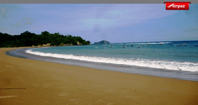 keindahan pantai tamban