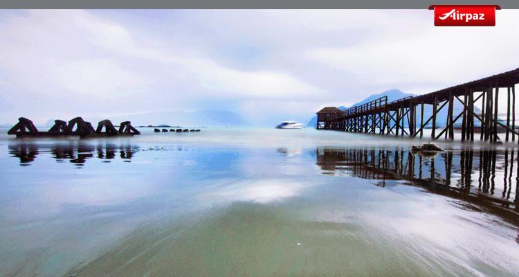 gambar pantai pasir putih situbondo