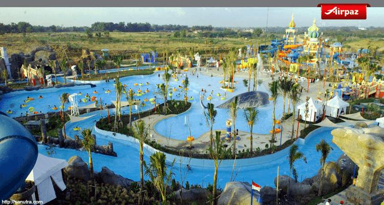 gambar ciputra waterpark