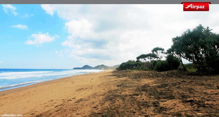 gambar pantai wonogoro
