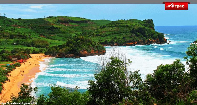 gambar pantai gondo mayit