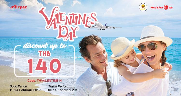 Airpaz Valentine Promo