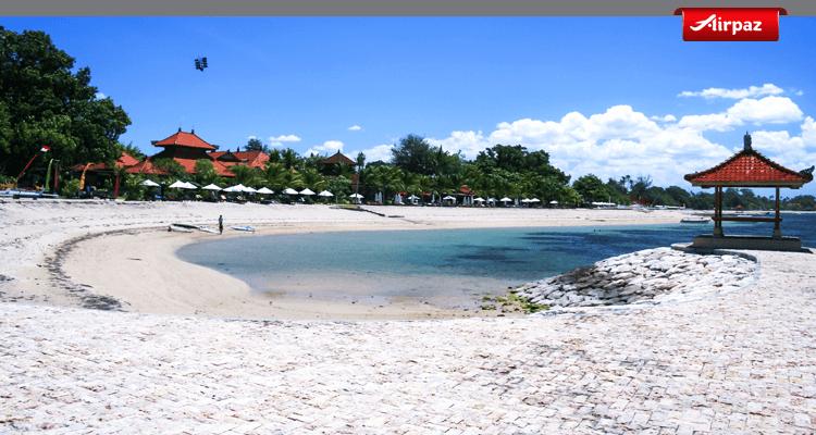Melihat Keindahan Matahari Terbit Di Pantai Sanur Bali