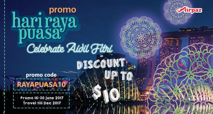 Airpaz Promo