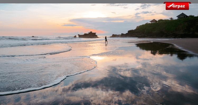 gambar pantai balian