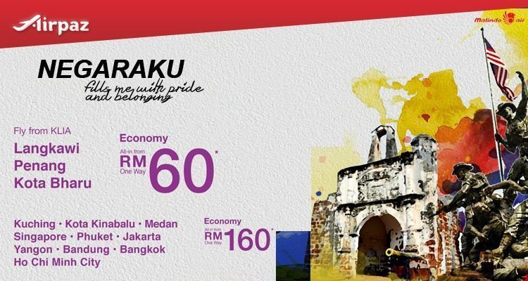 malindo air images
