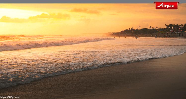 gambar pantai berawa