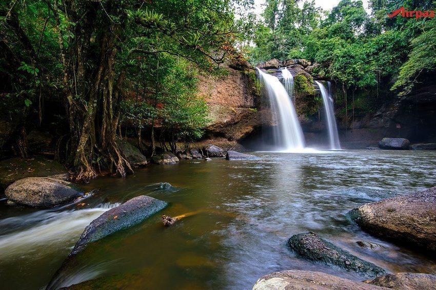 poipet-to-khao-yai-national-park