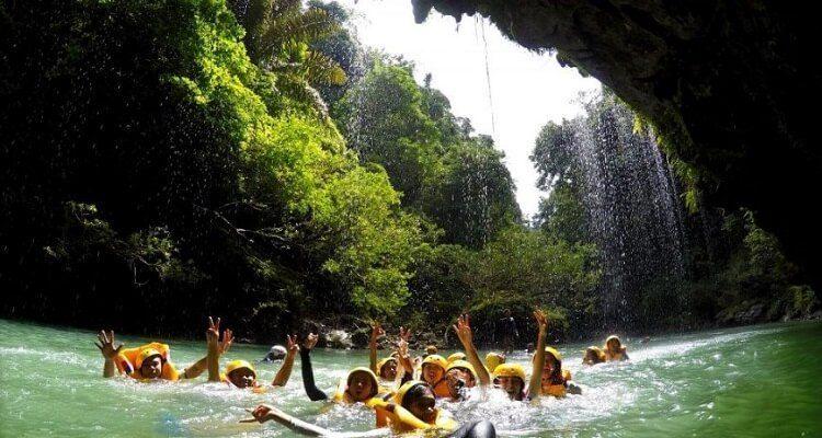 wisata green canyon