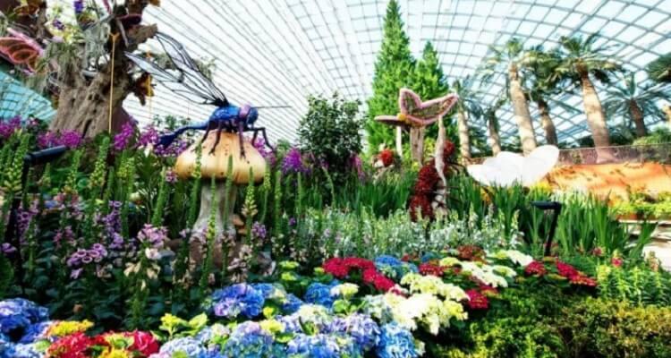 Foto: Gardensbythebay