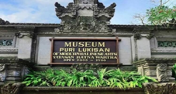 harga-tiket-masuk-museum-puri-lukisan