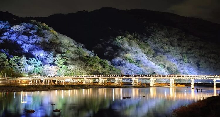 kyoto-arashiyama-hanatouro-illumination-1
