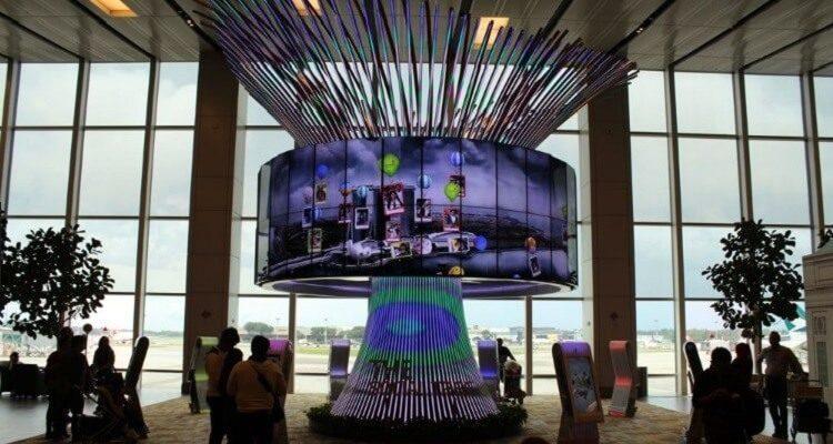 changi airport blog