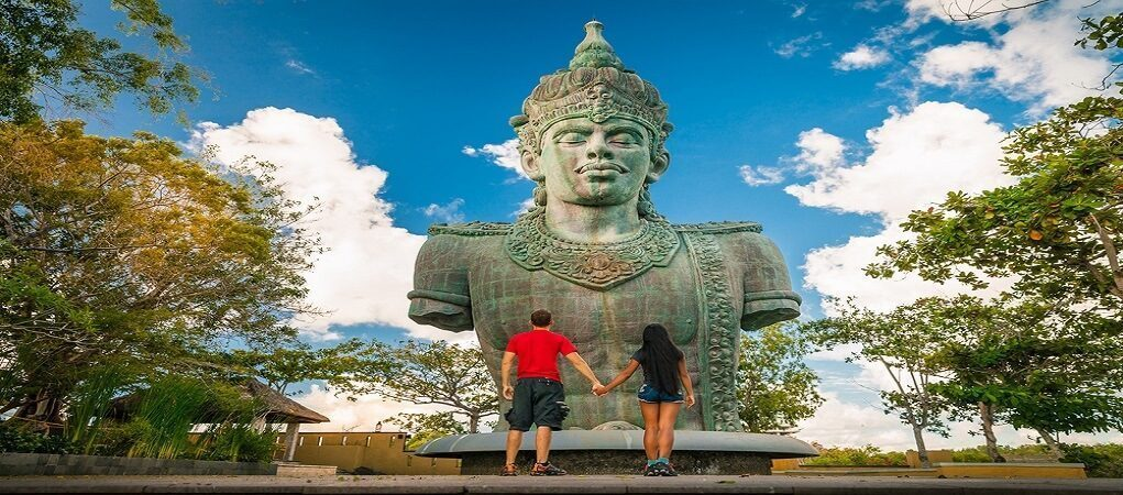 Facts About The Giant Statue Of Garuda Wisnu Kencana Bali Airpaz Blog