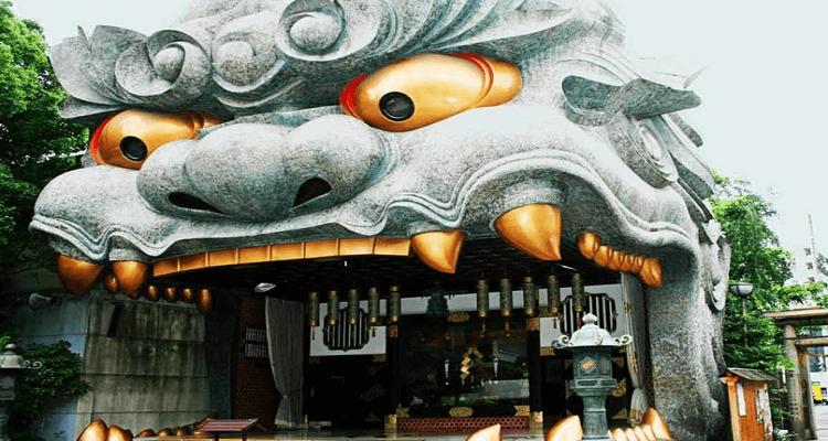 temple-in-namba