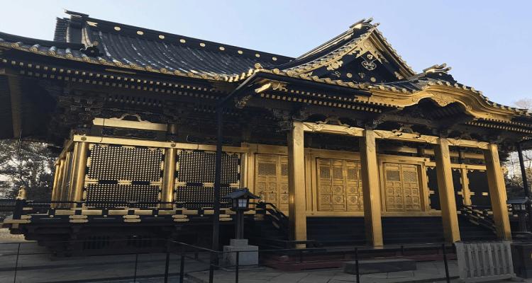 ueno-toshogu-shrine