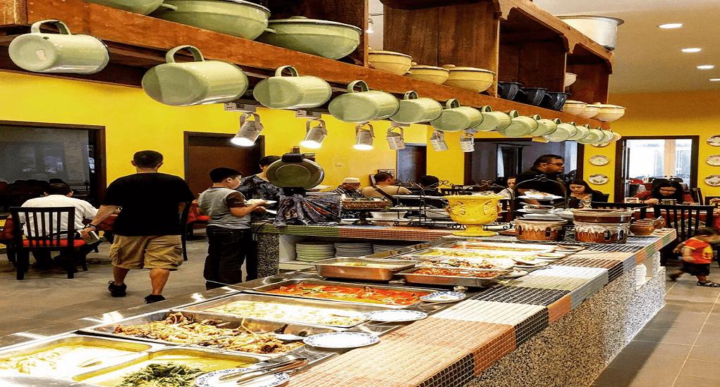 5 Resto Halal di Malaysia - Restoran Rebung
