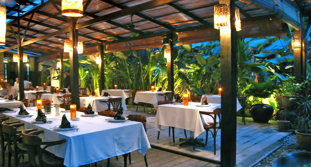 5 Resto Halal di Malaysia - Songket Restaurant