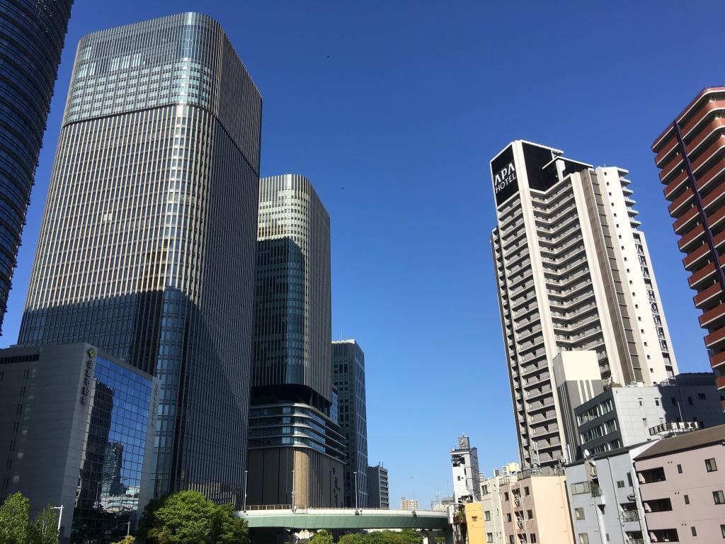 Hotel Osaka Higobashi Ekimae