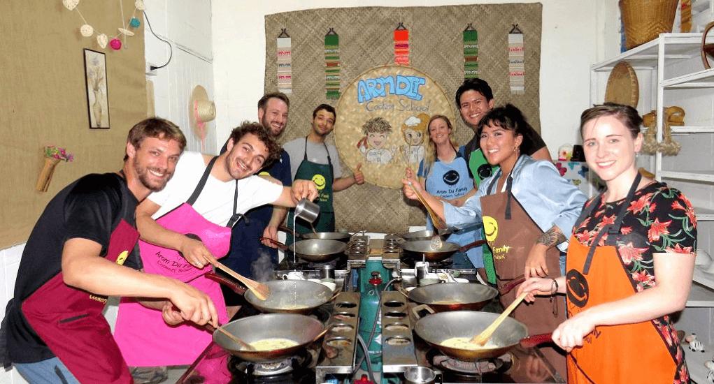 Aromdii Cooking Class