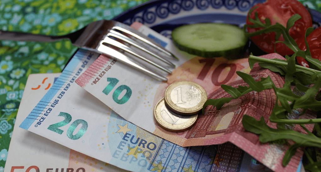 Average food costs