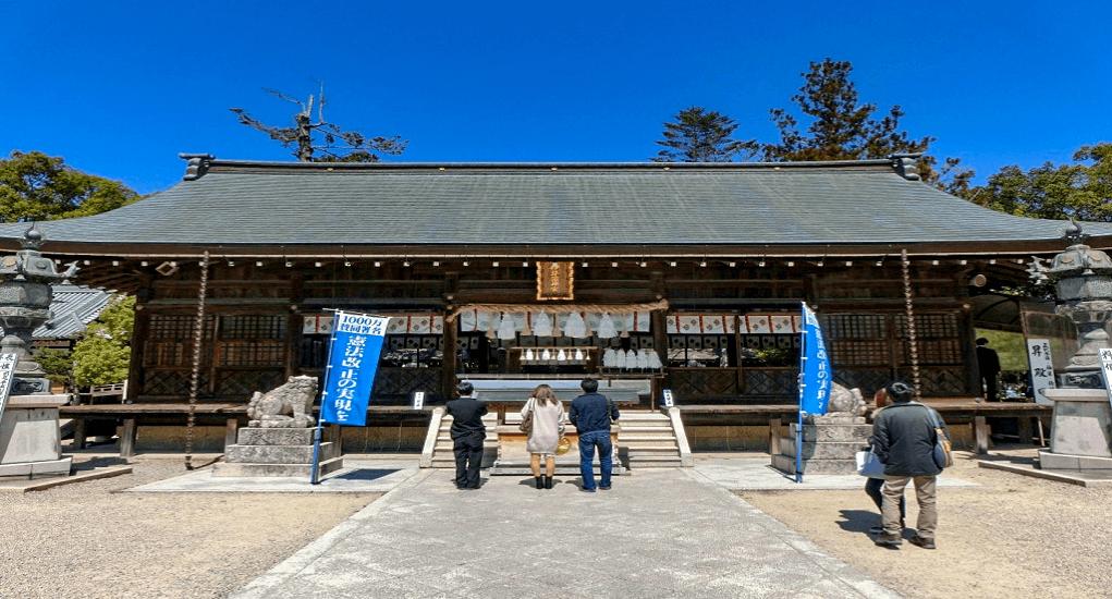 Awaji Island - Izanagi Shrine