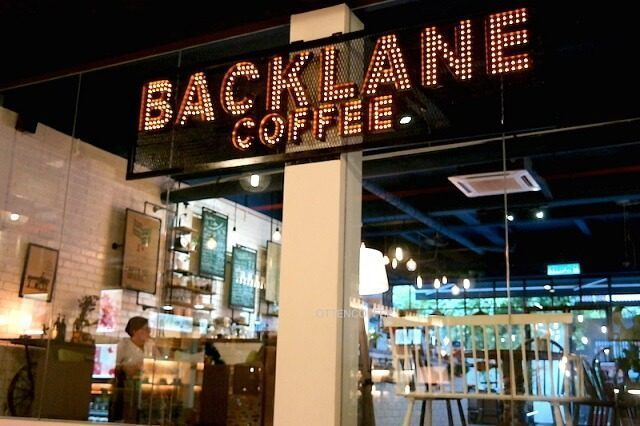 backlane coffee malacca
