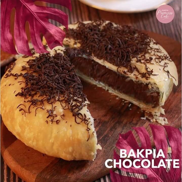 Bakpia Princess Cake