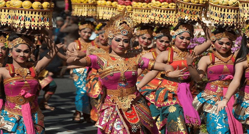 Bali - Balinese Cultural Creation
