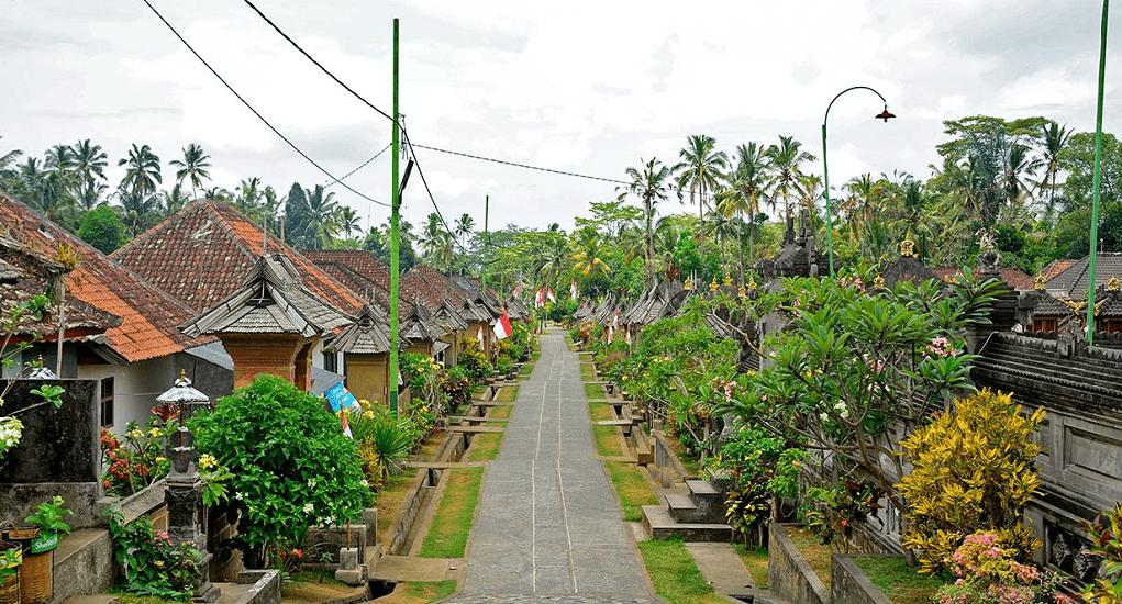 Bali - Balinese Village
