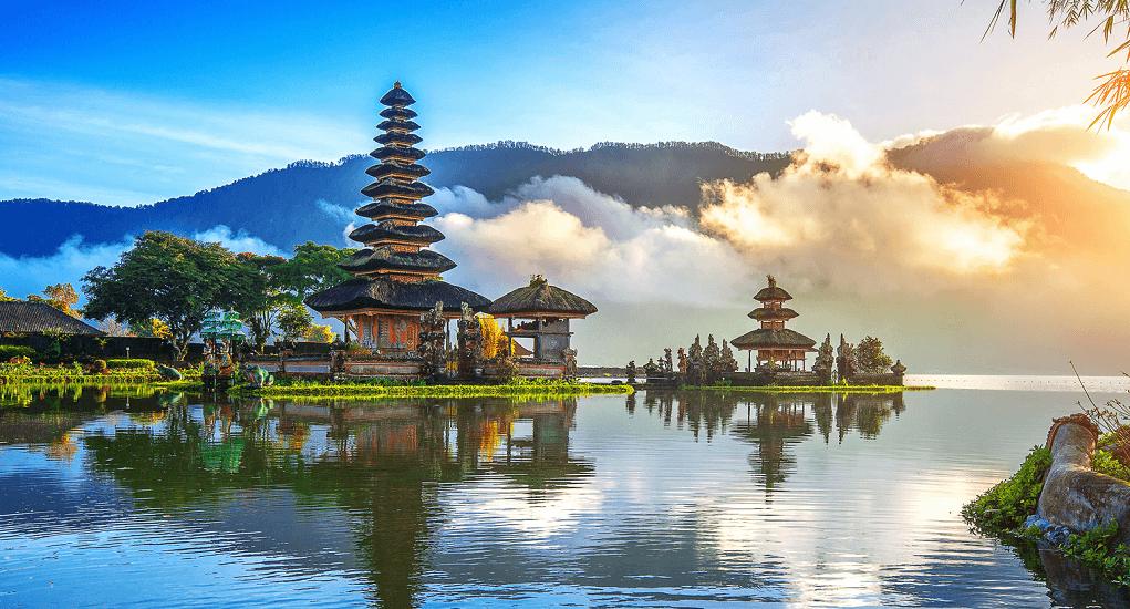 Bali - Balinese temples
