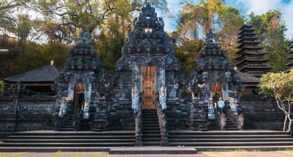 Bali - Goa Lawah or Bat Cave Temple