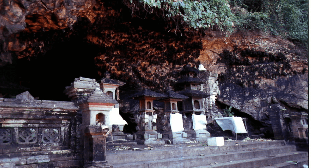 Bali - Goa Lawah or Bat Cave Temple